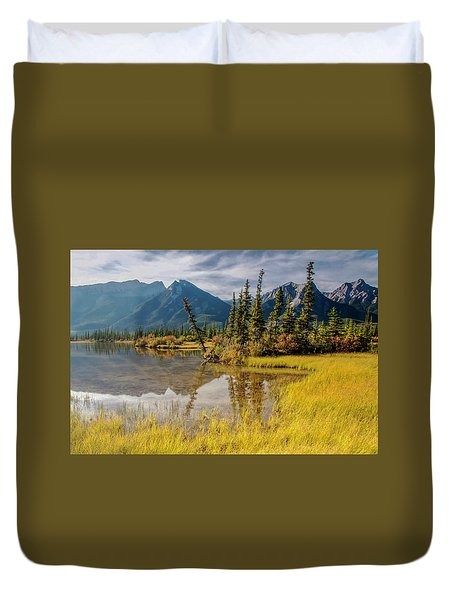 Jasper Wetlands 2009 02 Duvet Cover