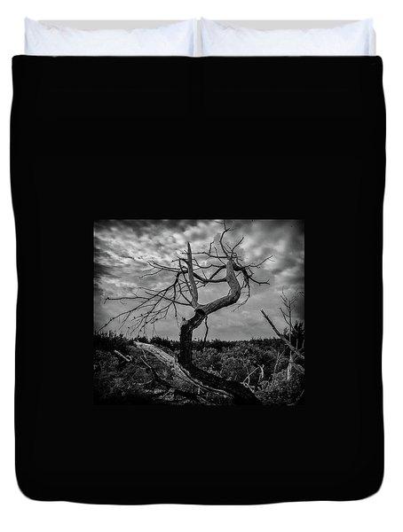 J.d. Tree 1 Duvet Cover