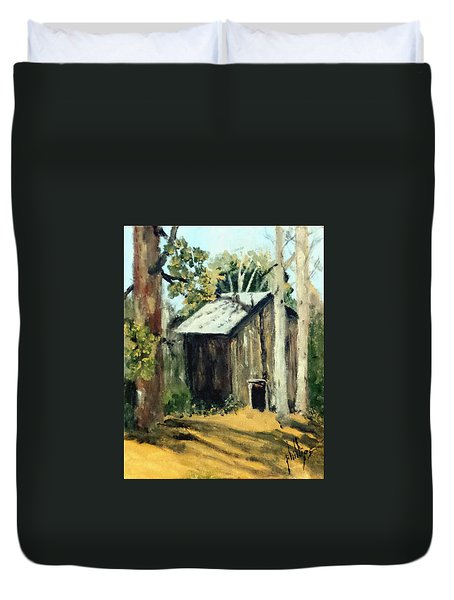 Jd's Backker Barn Duvet Cover
