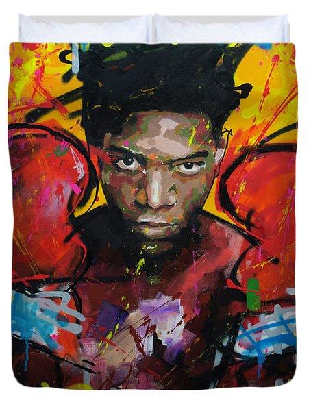 Jean-michel Basquiat Duvet Cover