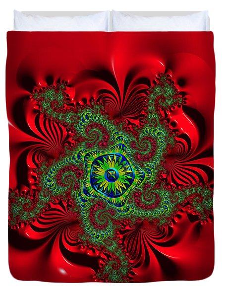 Jectudgier Duvet Cover