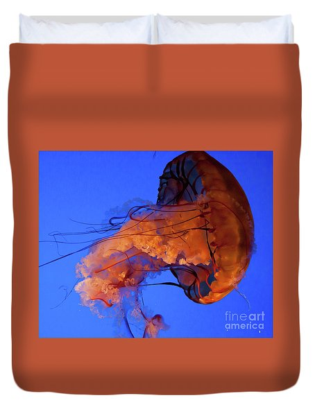 Jelly Fish 1 Duvet Cover