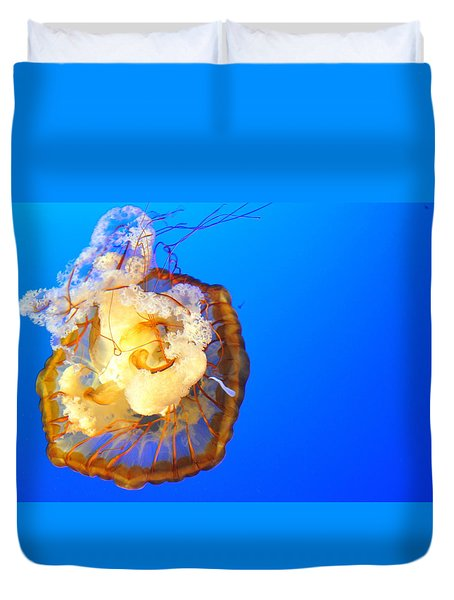 Jelly Fish Duvet Cover
