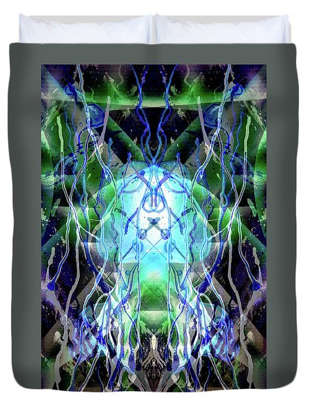 Jelly Weed Collective Duvet Cover
