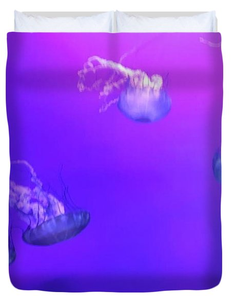 Jellyfish 1 Duvet Cover