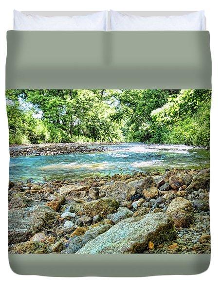 Jemerson Creek Duvet Cover