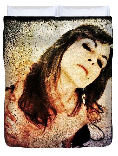 Jenn 2 Duvet Cover