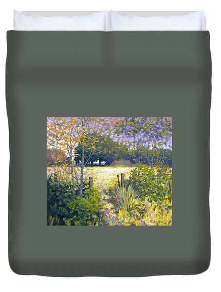 Jeremiahs Field Duvet Cover