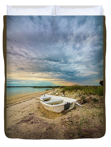 Jetty Four Dinghy Duvet Cover