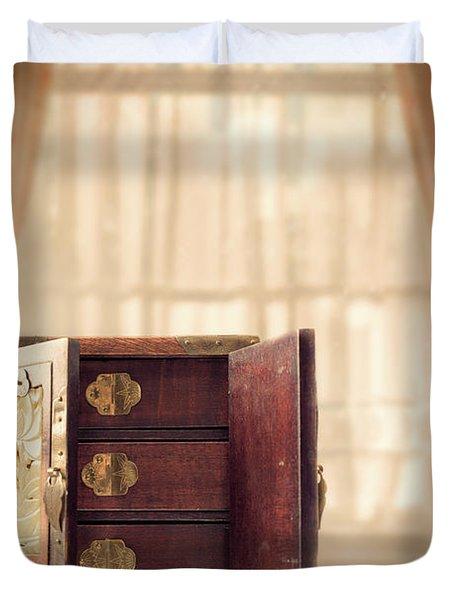 Jewel Cabinet Duvet Cover