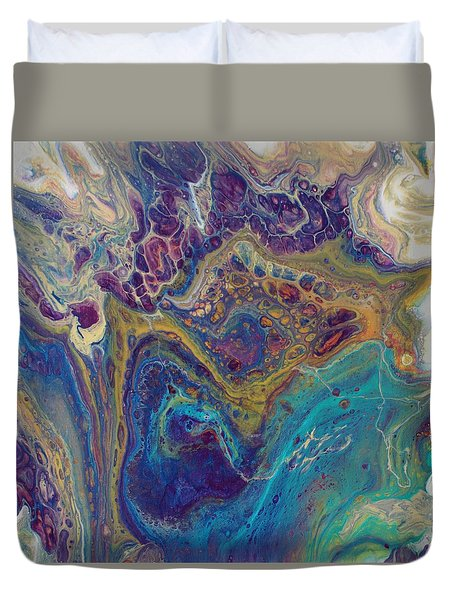 Jewel Case Duvet Cover