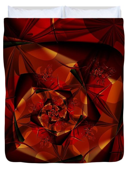 Jewel Duvet Cover