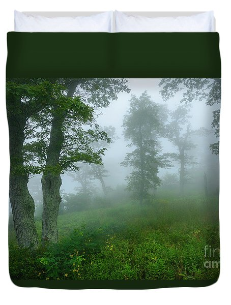 Jewell Hollow Overlook Duvet Cover