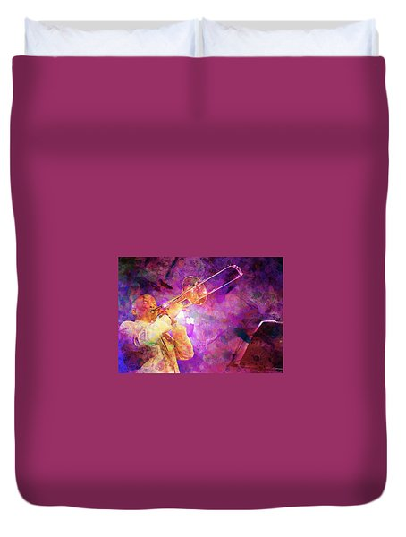 Jimmy Bosch,painting Styles Duvet Cover