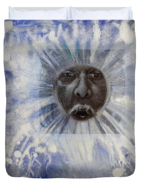 Jimmy Oz Duvet Cover