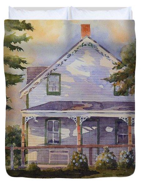 Joanne's House Duvet Cover