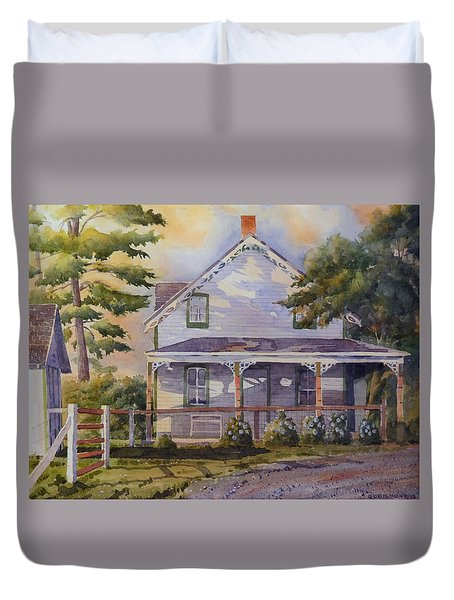 Joanne's House Duvet Cover