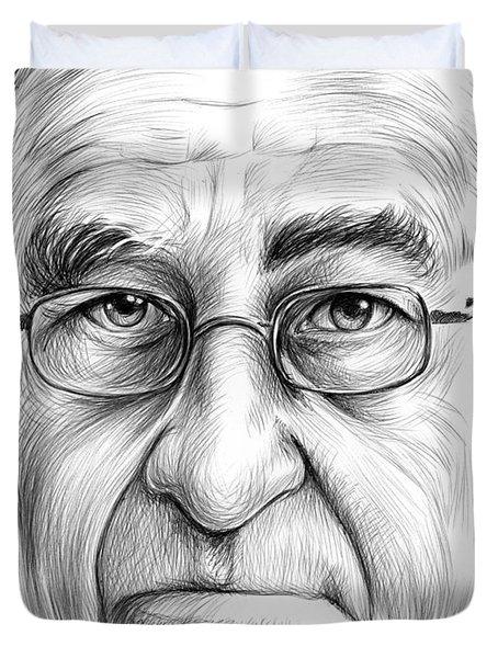Joe Schlesinger Duvet Cover