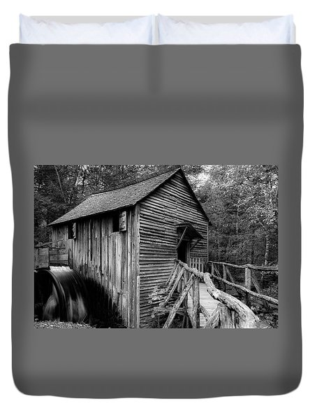 John Cable Grist Mill I Duvet Cover