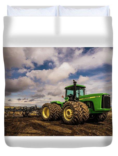 John Deere 9200 Duvet Cover