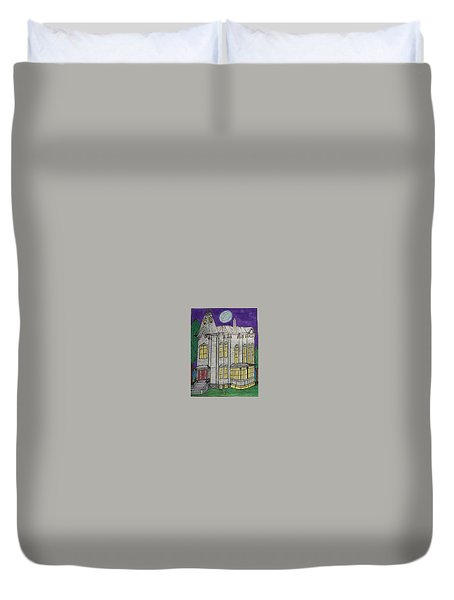 John Henes Home. Duvet Cover