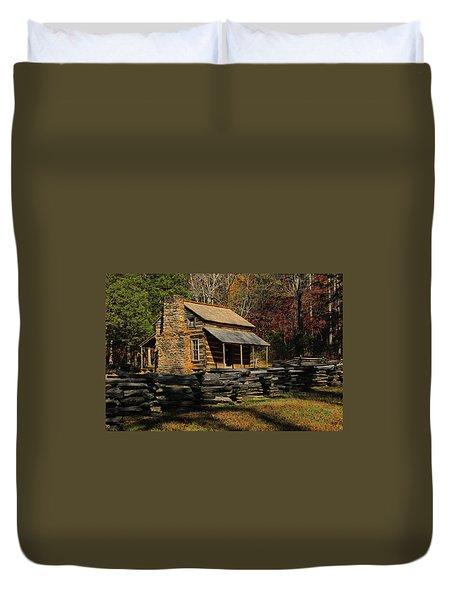 John Oliver Place Duvet Cover