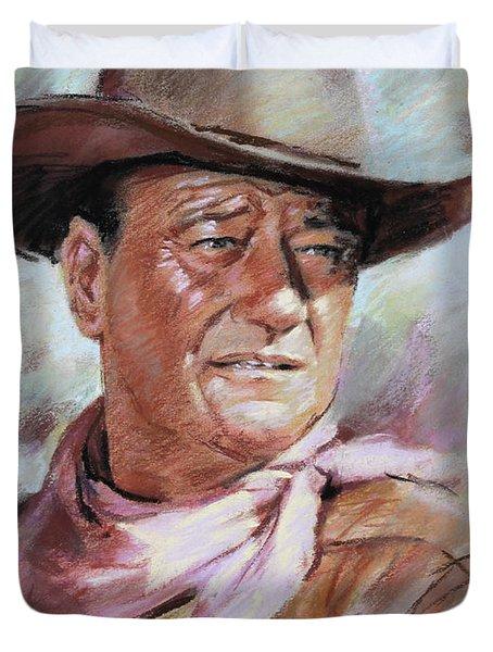 John Wayn Duvet Cover