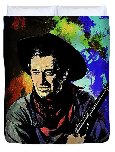 John Wayne, Duvet Cover