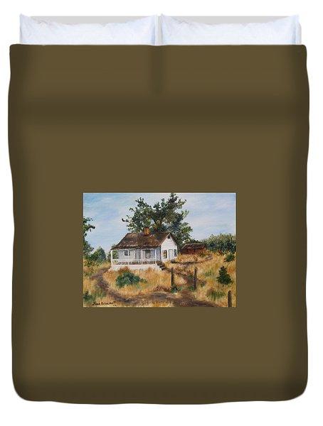 Johnny's Home Duvet Cover