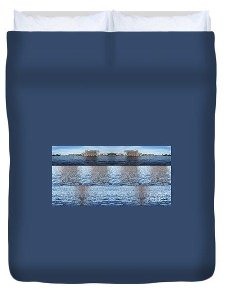 Joiner Sea Duvet Cover