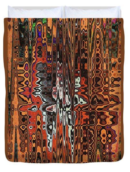 Jojo Abstract Duvet Cover