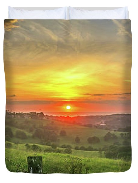 Jono's Retreat Duvet Cover