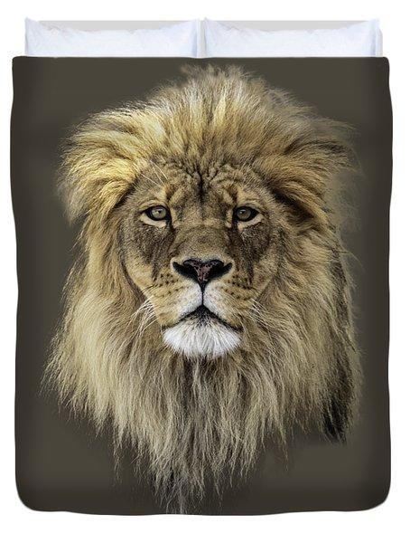 Joshua T-shirt Color Duvet Cover by Everet Regal