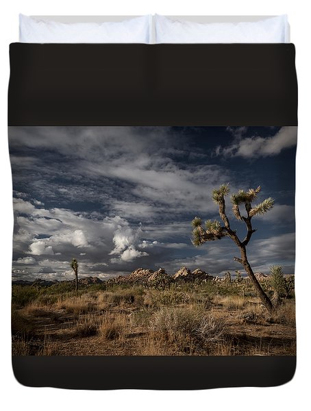 Joshua Tree Fantasy Duvet Cover