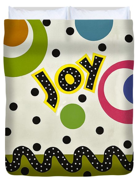 Joy Duvet Cover