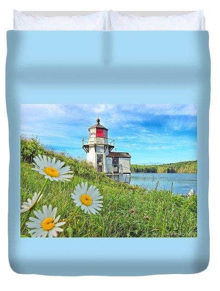 Joyful Light Duvet Cover