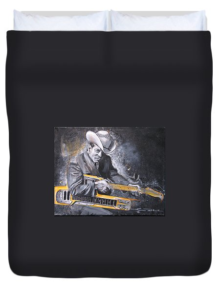 Jr. Brown Duvet Cover