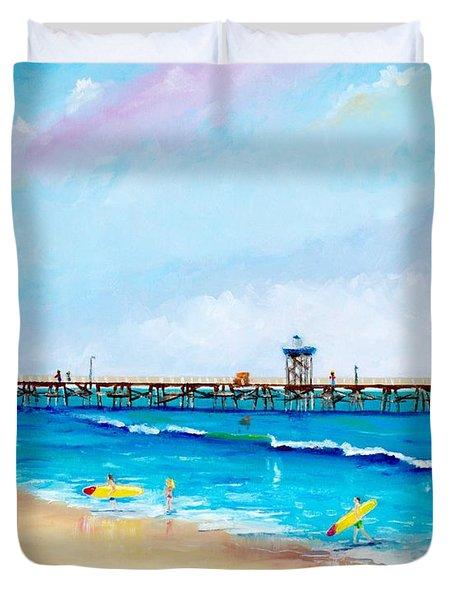 Jr. Lifeguards Duvet Cover