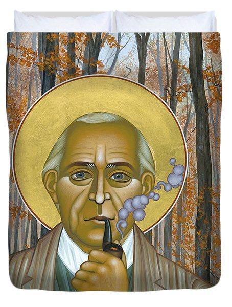 J.r.r. Tolkien - Rljrt Duvet Cover
