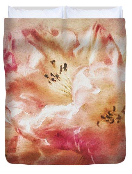 Jubilee Blush Duvet Cover
