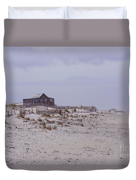 Judge's Shack Duvet Cover