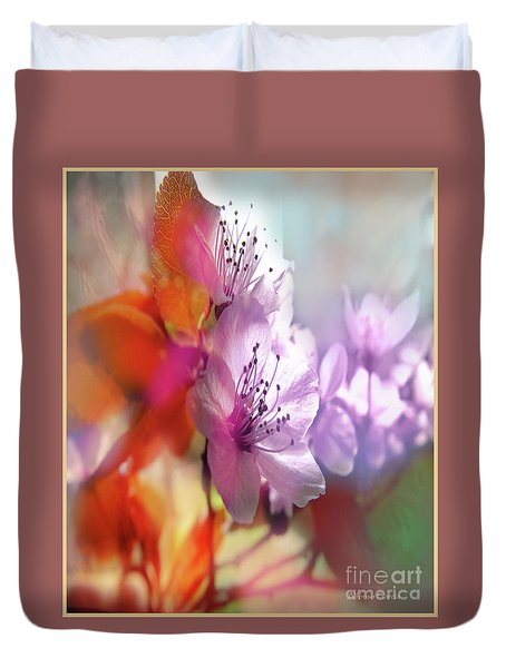 Juego Floral Duvet Cover