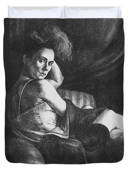 Julia Duvet Cover