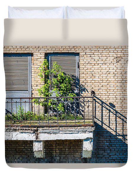 Juliet Does Not Live Here Anymore... Duvet Cover