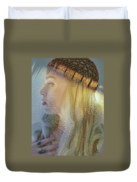 Juliet - What I Did For Love Duvet Cover