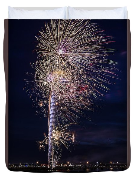 July 4th 2015 #1 Duvet Cover