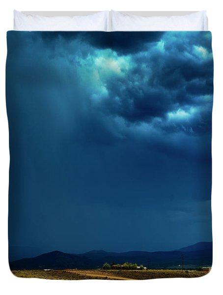 July Monsoons Duvet Cover