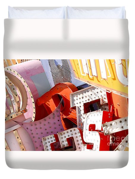 Jumble Duvet Cover