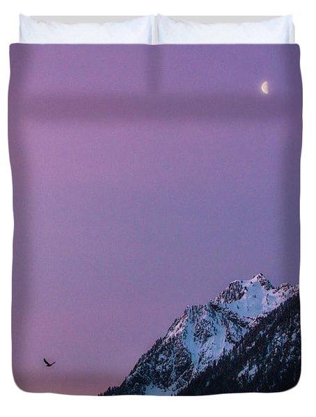 Jumbo Sunrise Duvet Cover