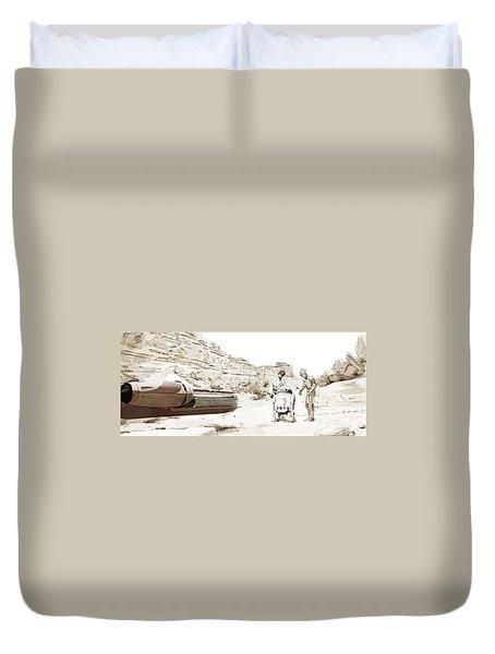 Jundland Wastes Duvet Cover
